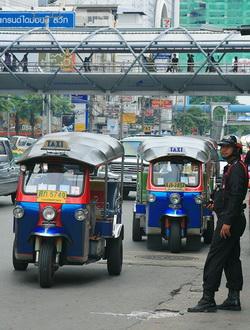 rickshaw sykkel pris