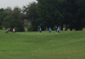 golfer-lake-view